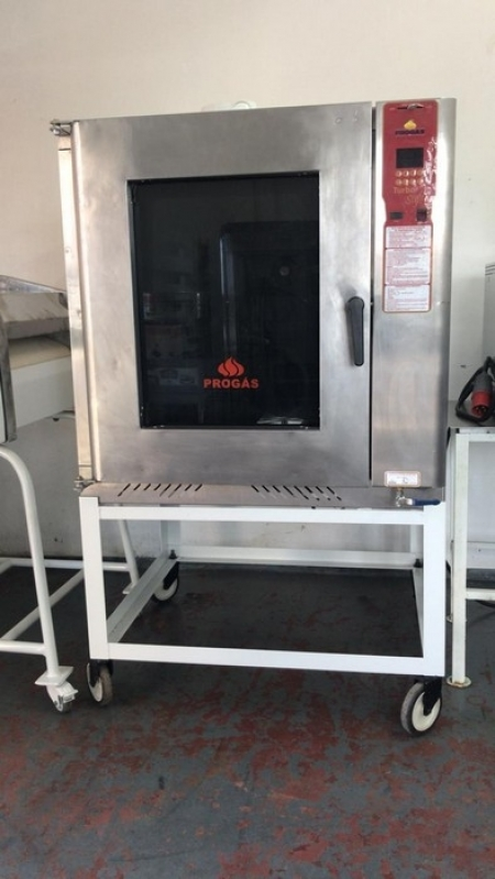 Onde Vende Forno Turbo Industrial Inajar de Souza - Forno Turbo Industrial